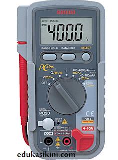 Multimeter Digital Penjelasan Serta Fungsinya