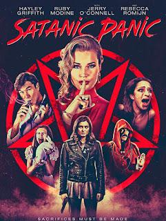 مشاهدة فيلم Satanic Panic 2019 مترجم