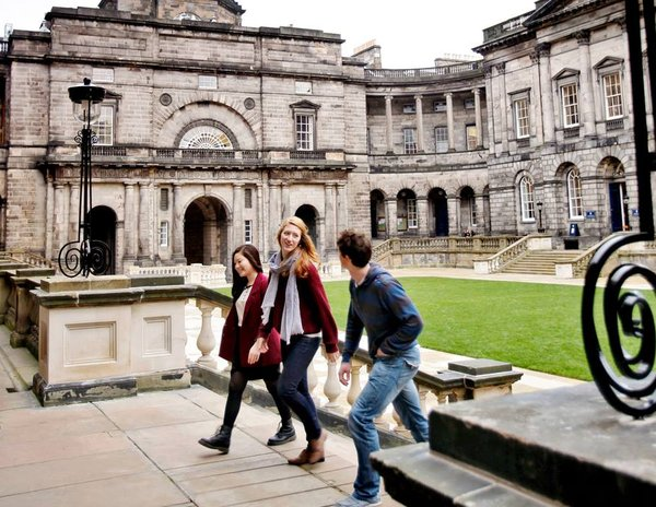 University of Edinburgh - Edinburgh, Scotland, United Kingdom
