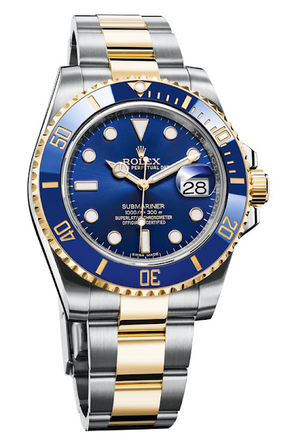 Photo of Rolesor Rolex Submariner Date