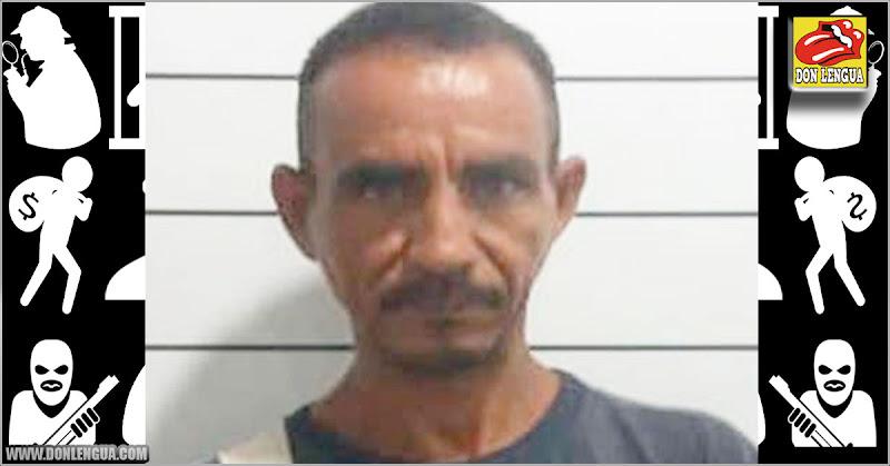 Chavista capturado cuando le hacía actos lascivos a su hija pequeña en Iribarren