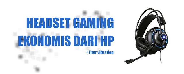 """HEADSET: HP H300 """"Eco Gaming Gear"""""""