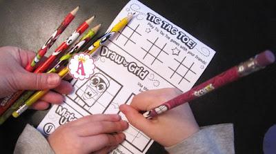 Простые карандаши Scentos