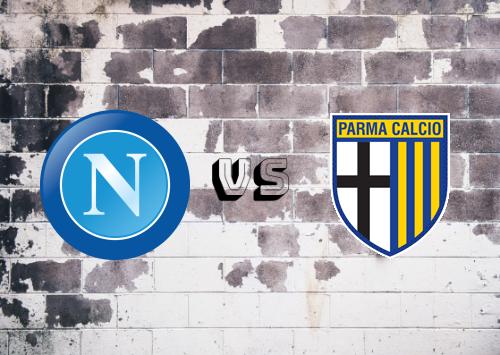 Napoli vs Parma  Resumen y Partido Completo