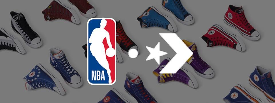 Converse Introduces NBA Chuck Taylor All Star Collection ...
