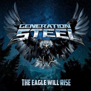 "Ο δίσκος των Generation Steel ""The Eagle Will Rise"""