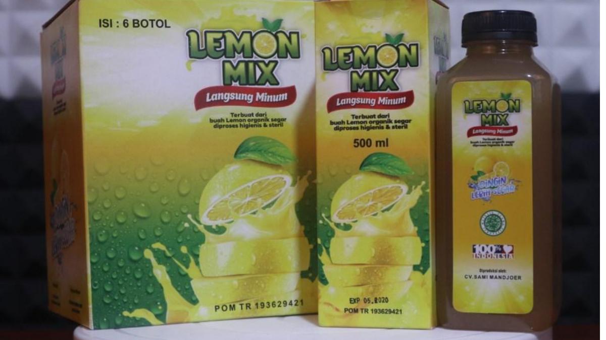 Walatra Lemon Mix
