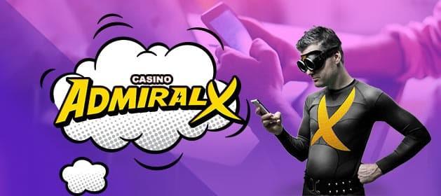мобильное приложение казино адмирал