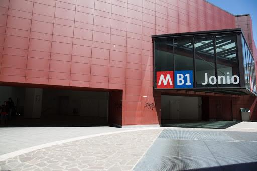 Commissione Mobilità: Accesso alla stazione Metro B1 Jonio