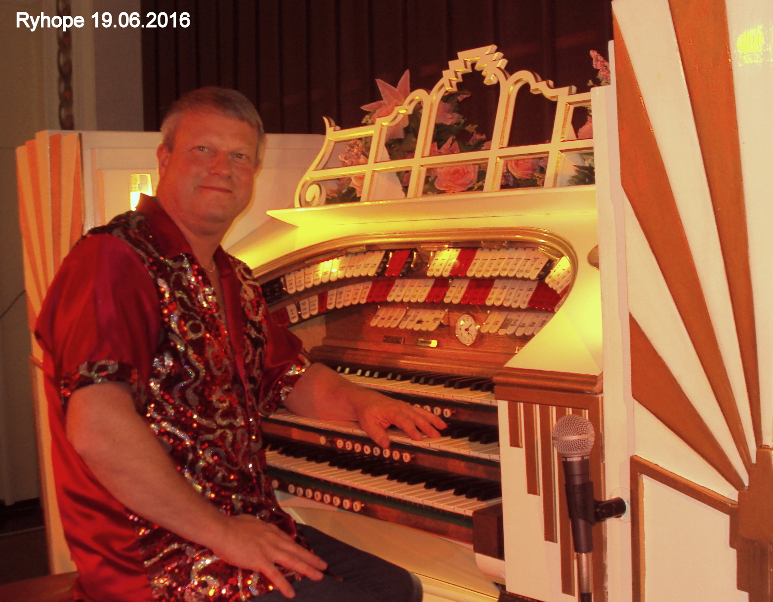 Sunderland theatre organ preservation society