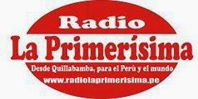 Radio Primerisima 92.7 FM