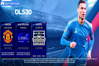 DLS 2020 UEFA Champions League Edition 2020/2021