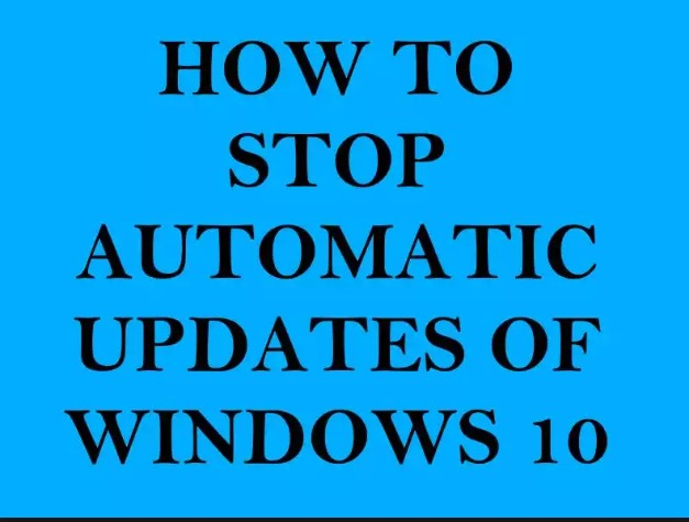 How To Stop Automatic Driver Updates For Windows 7/8/10
