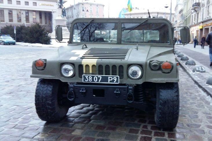 HMMWV M1097A2 3807Р9