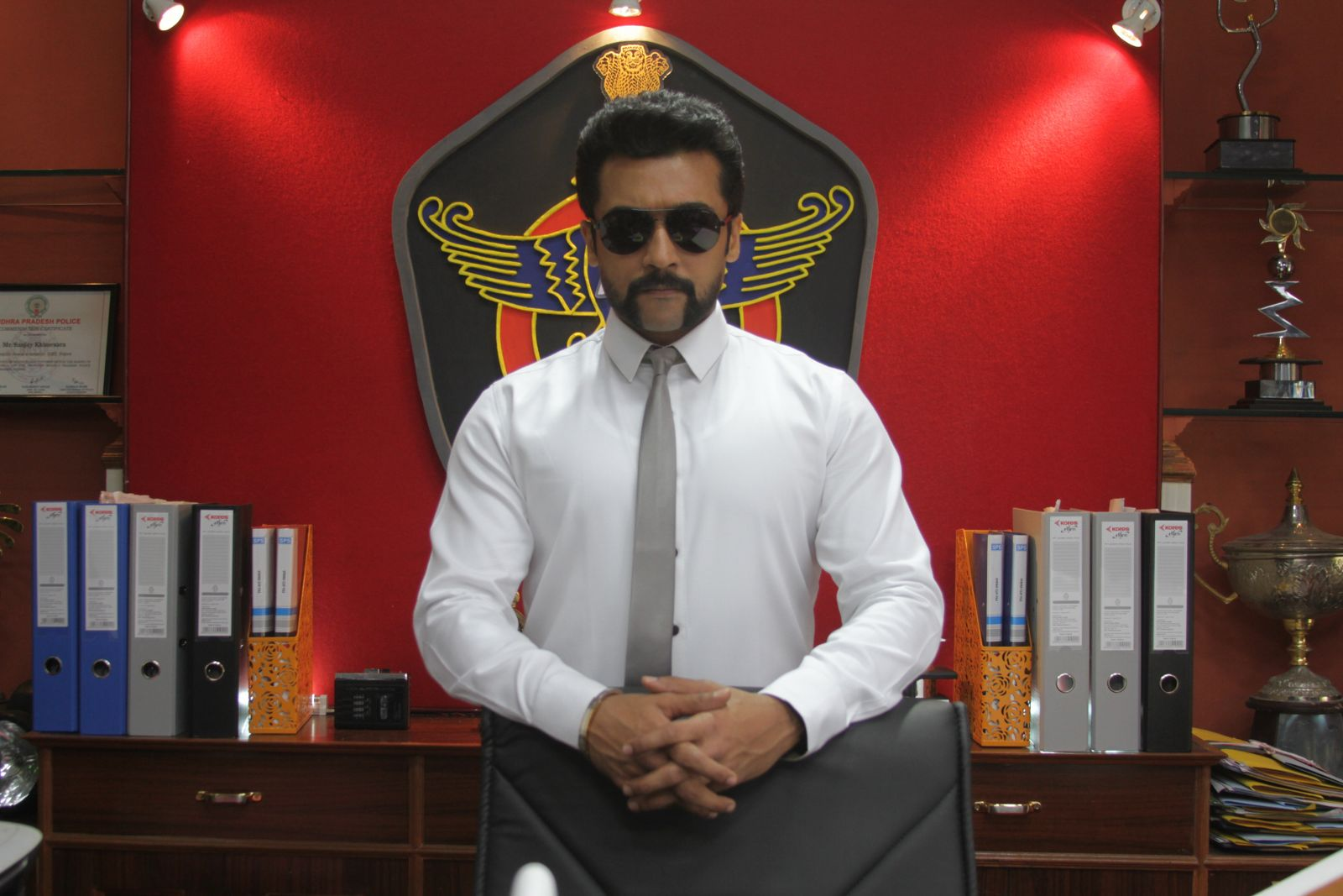Suriya photos from Singam 3 movie-HQ-Photo-10