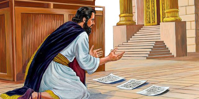 O rei Ezequias e o seu reinado