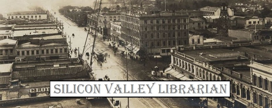 The Silicon Valley Librarian