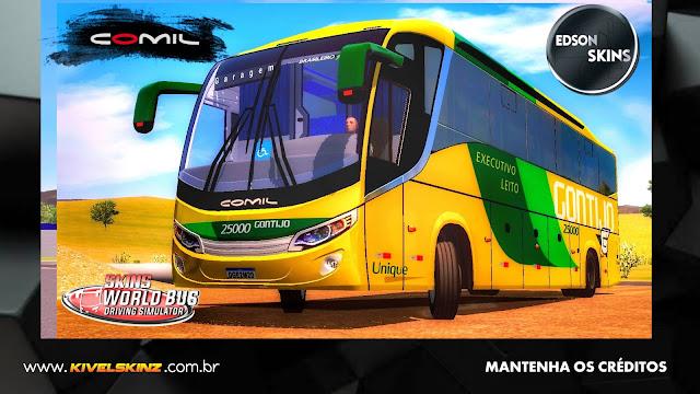 COMIL 1200 4X2 - VIAÇÃO GONTIJO NOVA