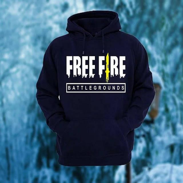 áo hoodie free fire