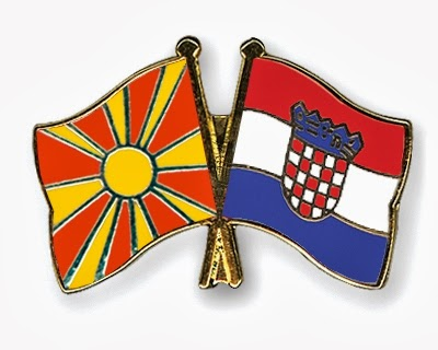 Croatia and Macedonia keen to develop economic cooperation