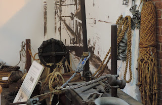 portsmouth royal historic dockyard rope making exhibition