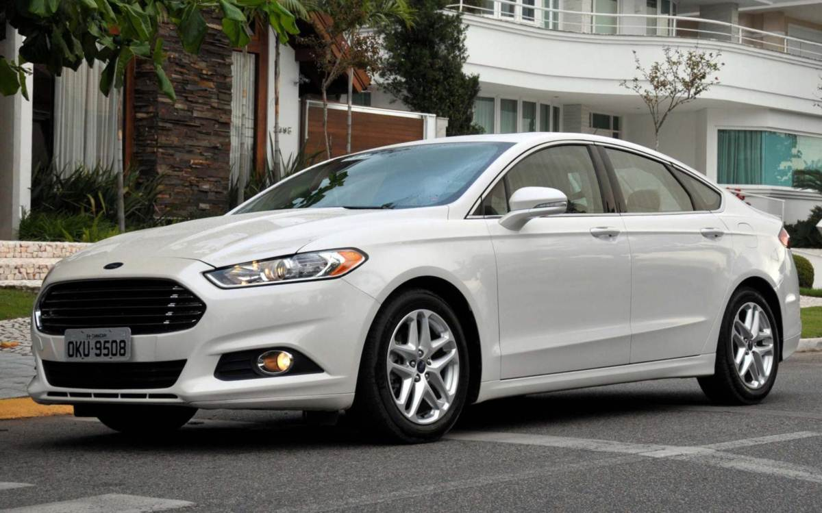 Ford Fusion 2013- 2016: recall
