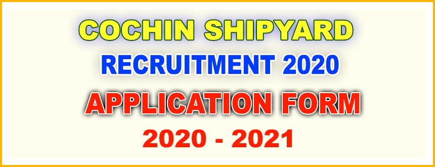 'Cochin_Shipyard_Recruitment_2020'
