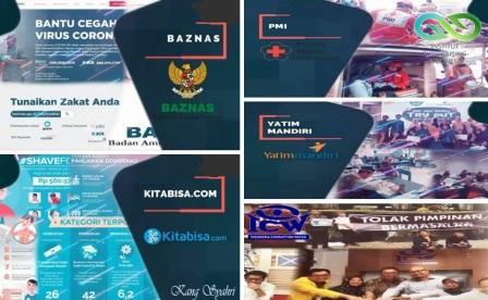 Kategori Pemenang Indonesia Fundraising Award 2020 Yang Digelar oleh Institut Fundraising Indonesia