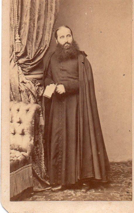 Alphonse-Marie Ratisbonne, sacerdote em 1865
