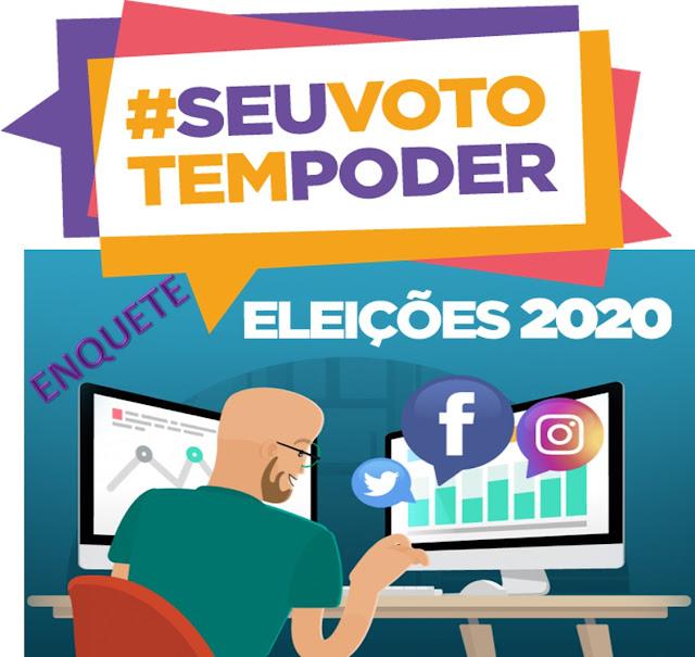 ATENÇÃO BLOGUEIROS!! - ENQUETES SÓ ATÉ 14/08/2020