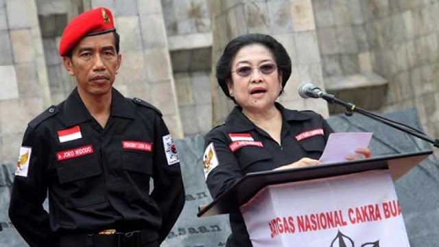 Satgas Cakra Buana PDIP: Bertobatlah Jokowi, Enggak Ada yang Lebih Berkuasa dari Tuhan