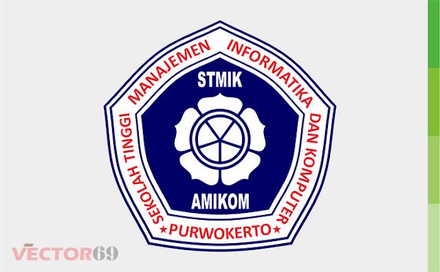 Logo STMIK Amikom Purwokerto - Download Vector File CDR (CorelDraw)