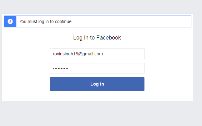 Facebook Account Password Hack Kaise karte hai