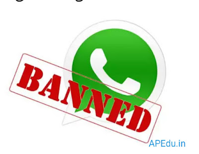 If you do that on WhatsApp .. Account Permanent Ban ..!