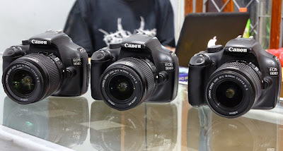 jual kamera dslr bekas canon eos 1100d harga 2 sd 3 jutaan