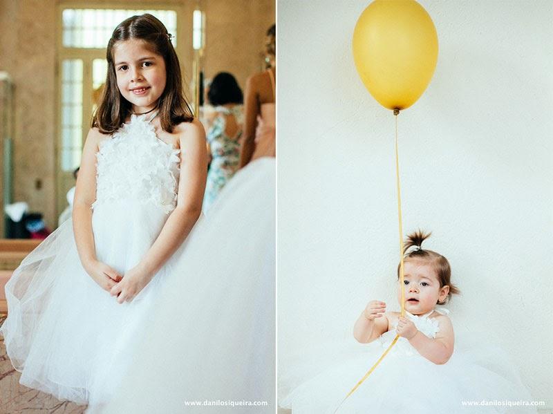 damas - daminhas - crianças casamento - crianças - daminhas de branco - balão - balões - dama balão - daminha balão