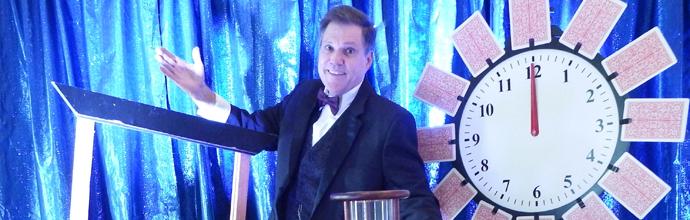 Magician Thomas Ronda Dallas, GA - Comedy Magic, Stage Magic, General Magic, Close-up Magic