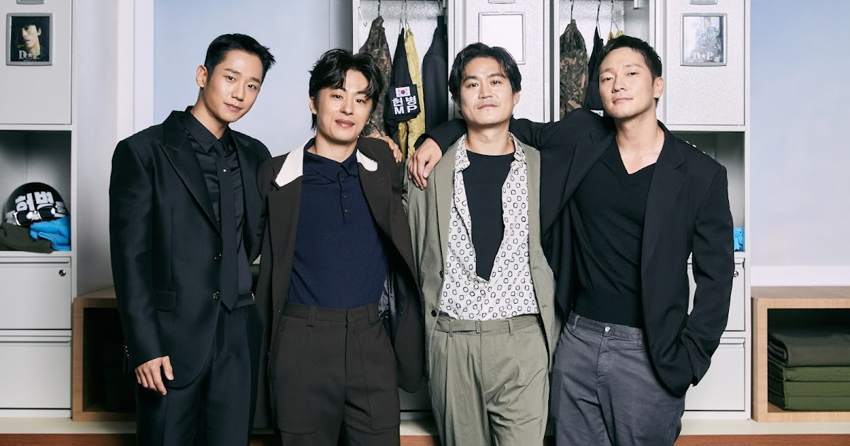 4 Reasons Why You Will Enjoy Watching 'D.P.' (ft Jung Hae In, Koo Kyo Hwan)