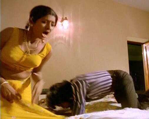 Indian Actress Actress Sridevi Kapoor Old Rape Scene In -4388