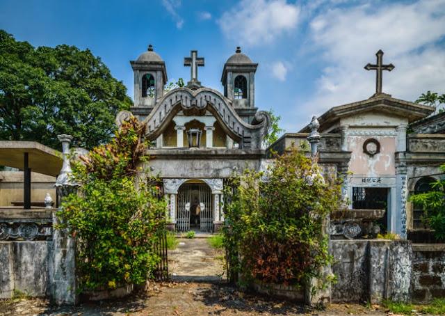El cementerio más lujoso del mundo