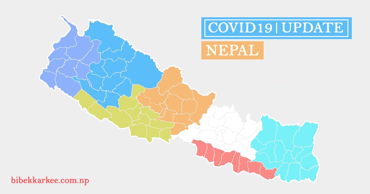 Nepal COVID-19 Live Update Corona update Nepal, Corona update Nepal today, Corona update news in Nepal, COVID19 update Nepal,