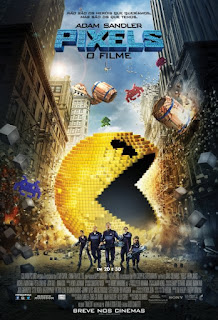 Review - Pixels: O Filme