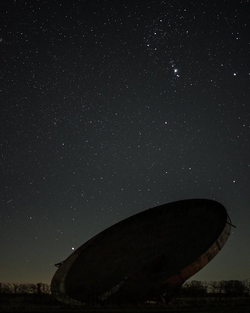 Abondoned Places - Radar Dish