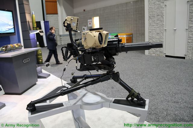 General Dynamics Next Generation Fire Control System NGFCS