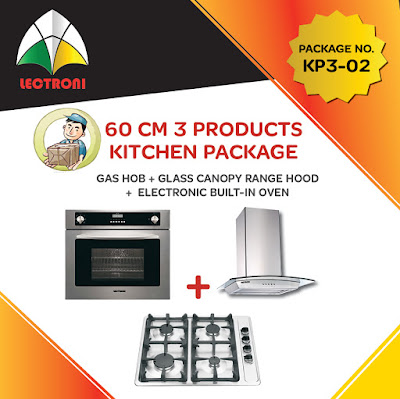 60 CM 3 PRODUCT KITCHEN PACKAGE
