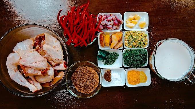 Resep Rendang Ayam yang enak banget