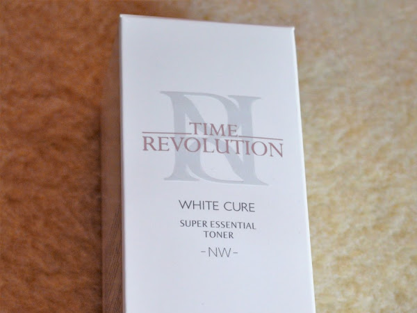 MISSHA - Time Revolution White Cure Super Essential Toner