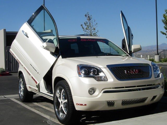 Cool Car Wallpapers Gmc Acadia 2012