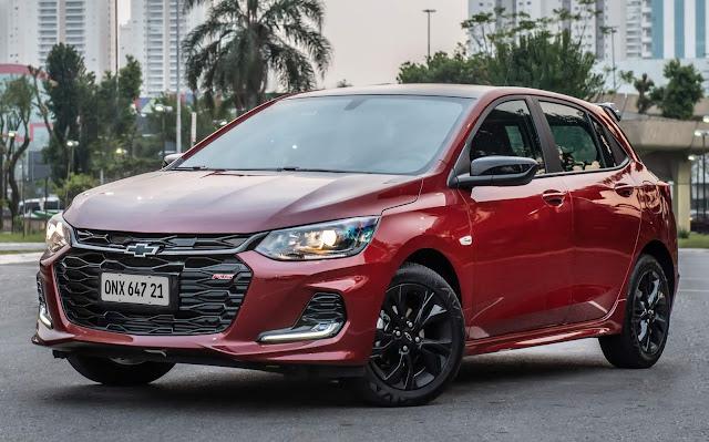 Os carros mais vendidos dos Brasil em outubro de 2020