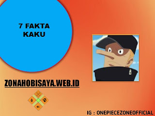 Fakta Kaku One Piece